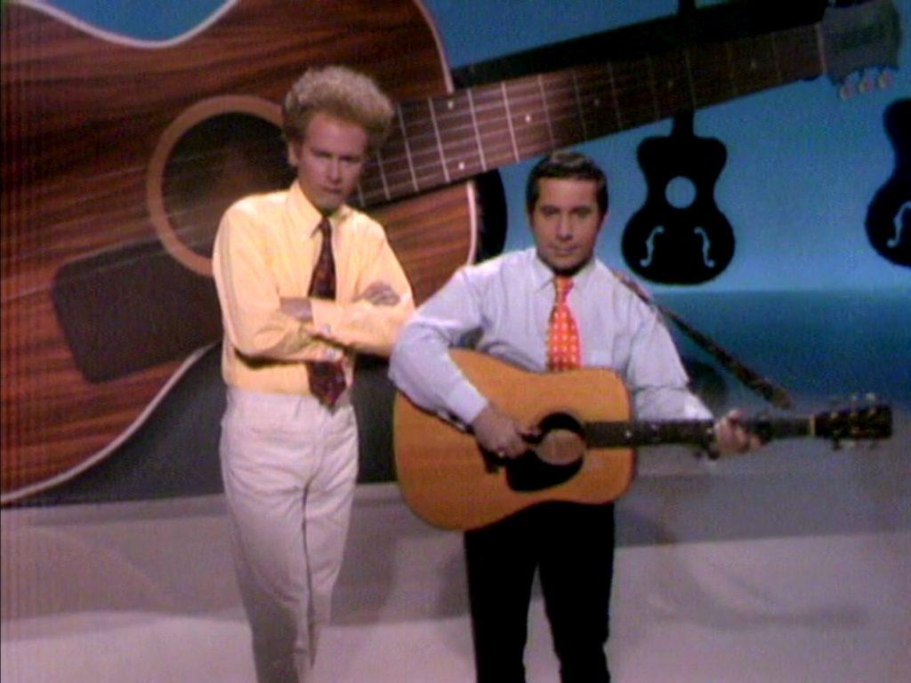 Simon and Garfunkel sing, 'I am a Rock'