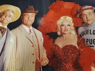 Goodness Had Nothing to Do with It - The Red Skelton Show, season 9, originally aired March 1, 1960 with guest star Mae West