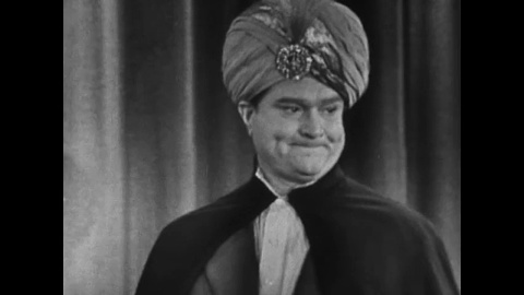 Goodbye, Mr. Gyp - Red Skelton as a swami