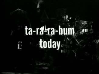 Ta Ra Ra bum Today title card