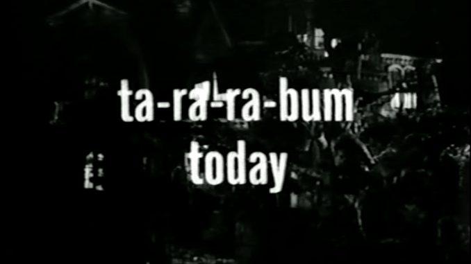 Ta Ra Ra bum Today title card