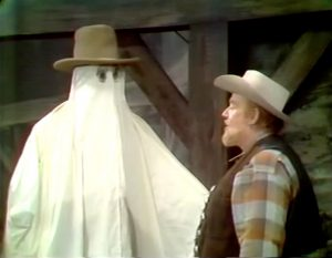 Big ghost and Big Pappy (Burl Ives)