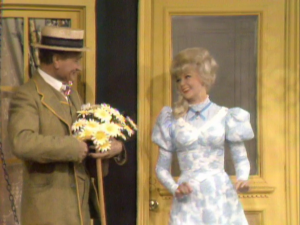 The Silent Spot - The Elopement - a hilarious pantomime that has to be seen to be appreciated