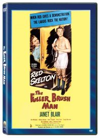 The Fuller Brush Man - Red Skelton - DVD