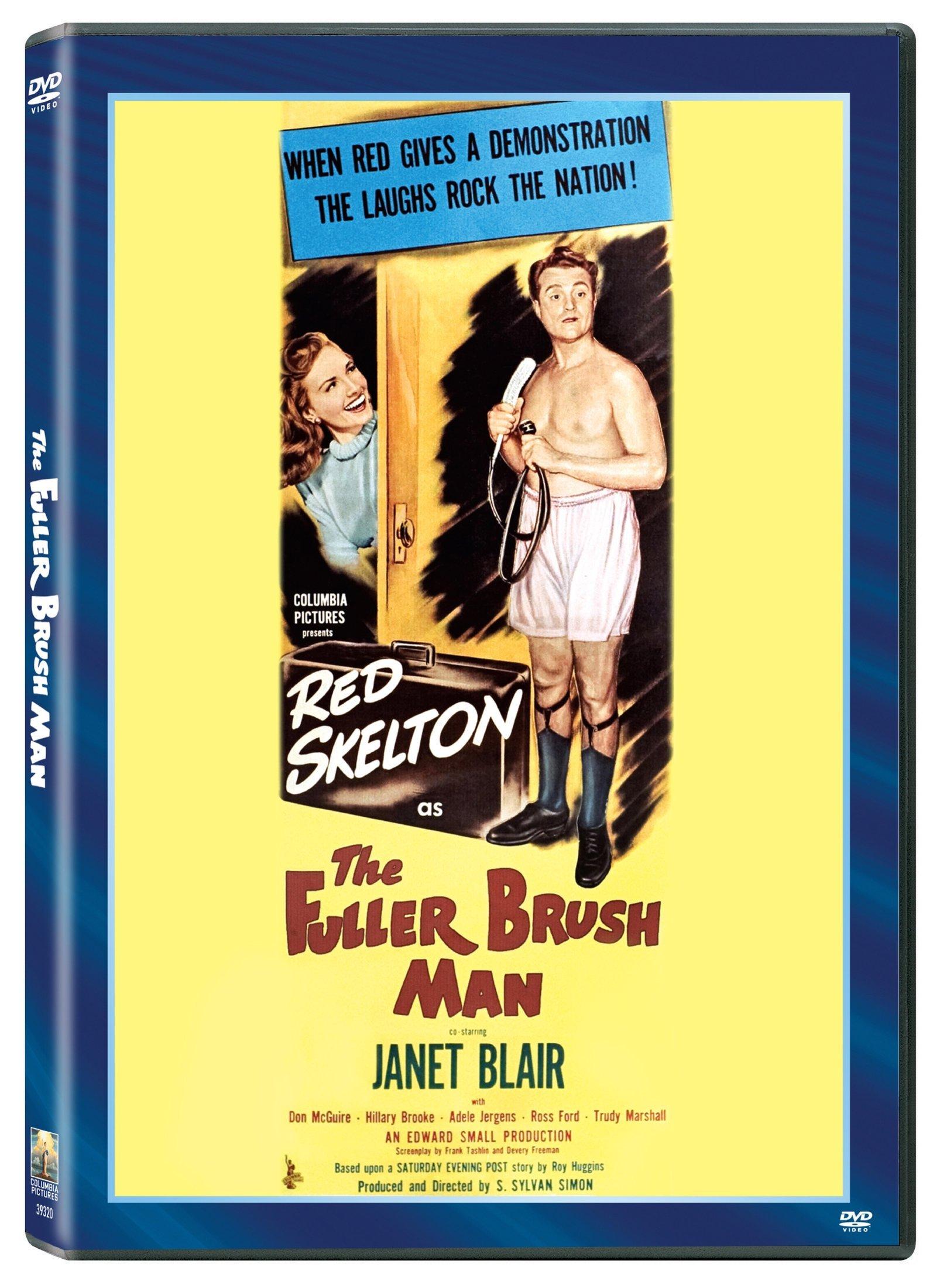 The Fuller Brush Man - Red Skelton - DVD