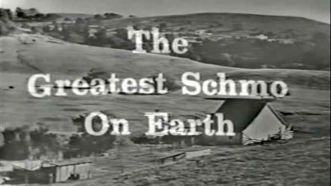 The Greatest Schmo on Earth, The Red Skelton Hour season 12, with Juliet Prowse and Phil Harris