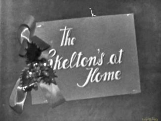 The Skelton at Home - The Red Skelton Show Christmas special, 1941