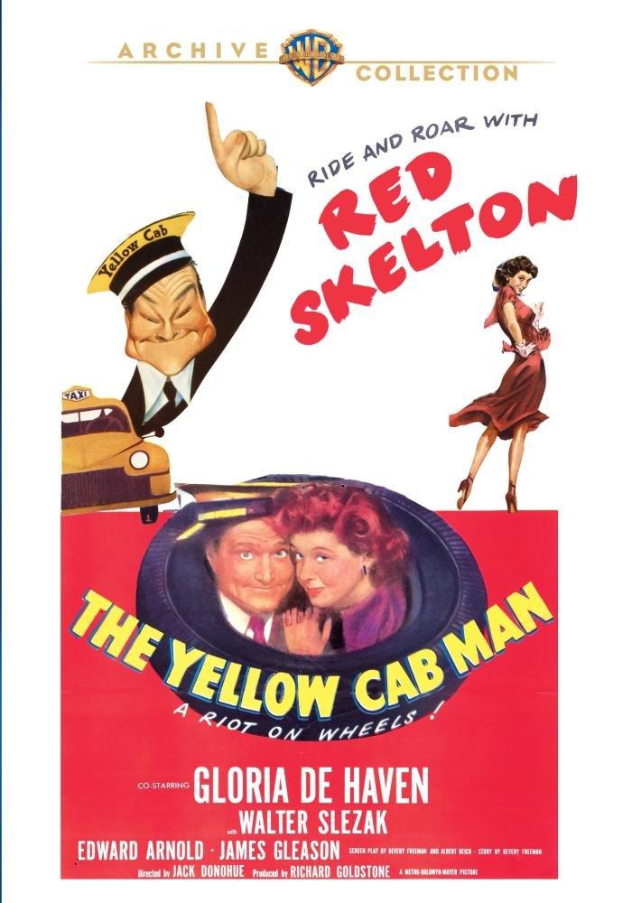 The Yellow Cab Man (1950) starring Red Skelton, Gloria DeHaven, Walter Slezak