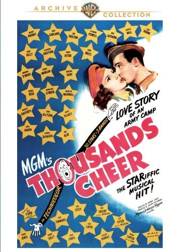 Thousands Cheer, starring Gene Kelly and Kathryn Grayson
