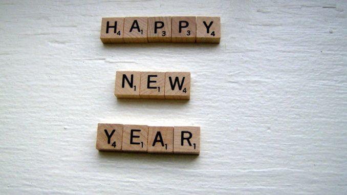 New Years jokes by Red Skelton
