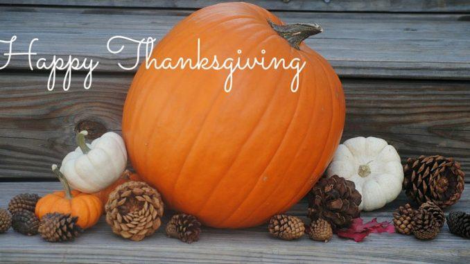 Thanksgiving jokes by Red Skelton
