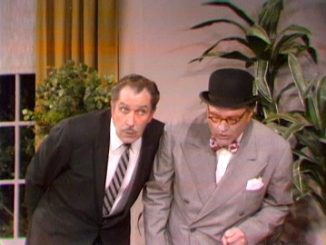 The Agony and the Nag-ony - Vincent Price as Dr. Sigmund Fraud, Red Skelton as George Appleby