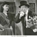 Virginia O'Brien and Bert Lahr in Ship Ahoy – she's just not interested …. yet.