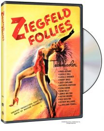 Ziegfeld Follies (1945) starring Red Skelton, Fred Astaire, Gene Kelly,  Lucille Ball,  Lena Horne, Kathryn Grayson, William Powell and many more